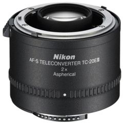 Nikon AF-S TC-20E III