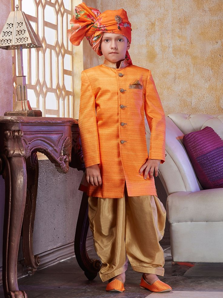 Solid Orange Raw Silk Indo Western. Price and Queries Whatsapp - +91-9913433322 g3fashion.com To buy or for Price Whatsapp +91-9913433322. #kidswear #kurtisets #indianwear #kids #IndoWestern #kidsfashion #kidsofinstagram #kidsfashionforall #kidsfashionbook #kidsonlinestore #indiankids #kidsethnicwear #ethnicwear #kidsindianwear #kidsclothing #kidsclothes #kidswithstyle #kidsstyle #boys #love #instadaily #instacool #instafollow #instafashion #fashionista #kidsootd #festivewear