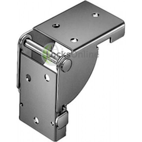 Lock in lock out folding table leg bracket for 38mm for Table locks acquired immediately 99