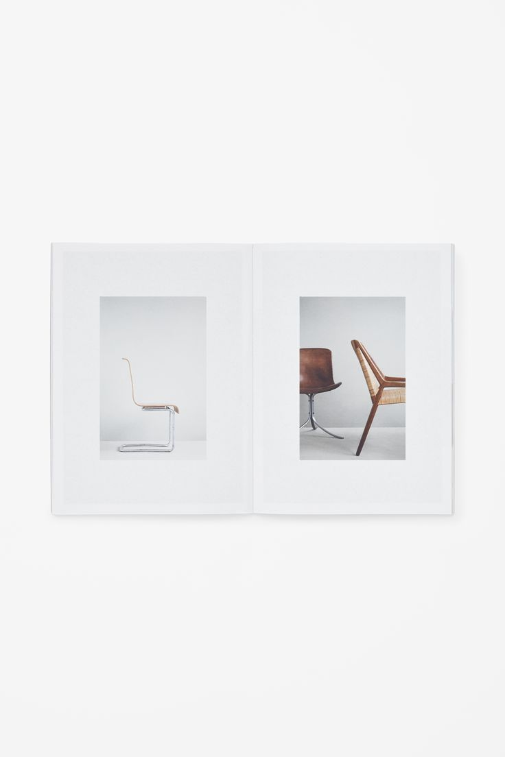 layout, magazine spread, photography, chairs, furniture, negative space
