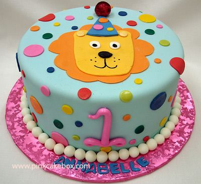 lion birthday cakeLion Cake, First Birthday Cake, Birthday Parties, Cake Ideas, Cake Boxes, Smash Cake, 1St Birthday Cake, Birthday Cakes, Pink Cake