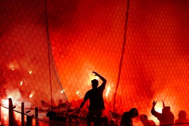 Griechische Meisterschaft ausgesetzt