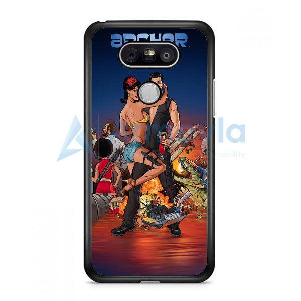 Archer Season 2 LG G5 Case | armeyla.com