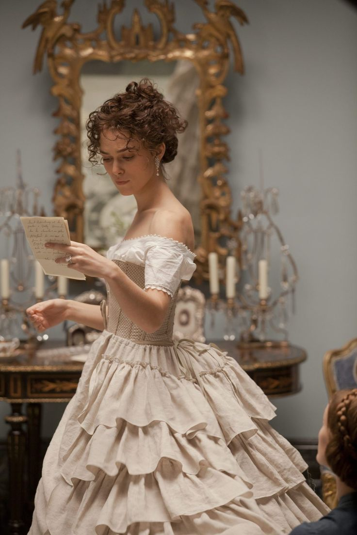 Keira Knightley, Anna Karenina LOVE THE COSTUME DESIGN IN THIS MOVIE