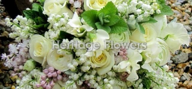 Heritage Flowers is a Wedding Supplier of Flowers, Table Decorations, Venue Decorations. Are you planning your Big Day and looking for wedding items, products or services? Why not head over to MyWeddingContacts.co.uk and take a look at Heritage Flowers's profile page to see what they have to offer. Helping make your wedding day into a truly Amazing Day. Oh, and good luck and best wishes with your Wedding.