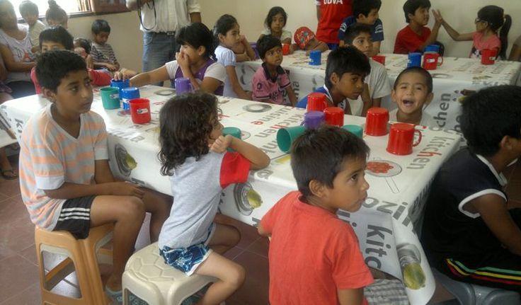 #Los niños de los comedores reciben una dosis de la vacuna antigripal. (Foto ilustrativa). - Nuevo Diario de Santiago del Estero: Nuevo…