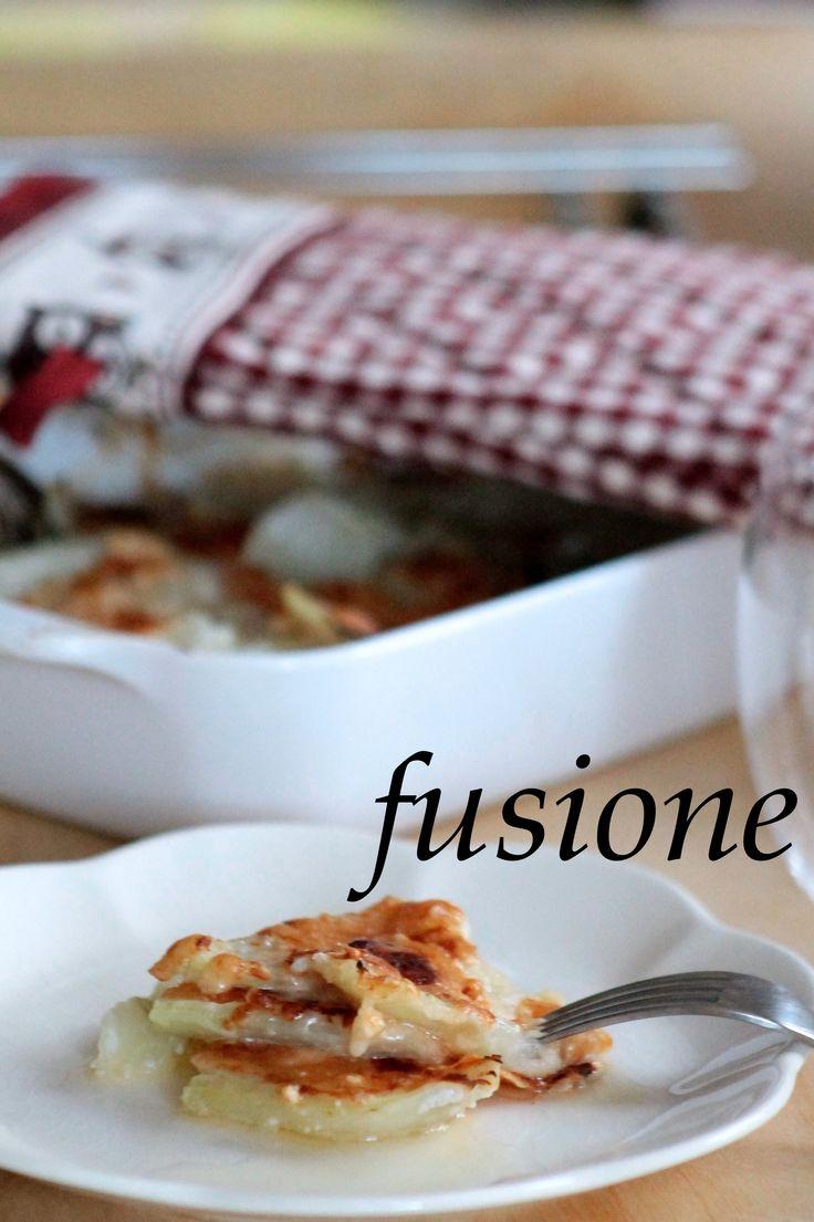finocchi al burro e parmigiano reggiano #ricetta #parmigianoreggiano  fusione