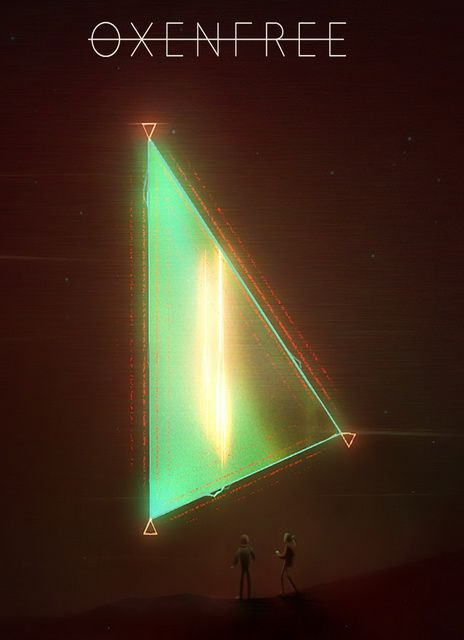 Oxenfree- a great indie game with spooky and enticing story.