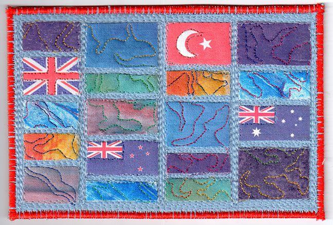 Gallipoli Campaign by Thea McCarthy