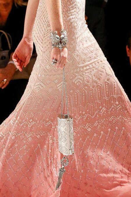 Gorgeous ombré gown