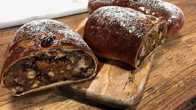 Oostenrijks vruchtenbrood - Rudolph's Bakery   24Kitchen