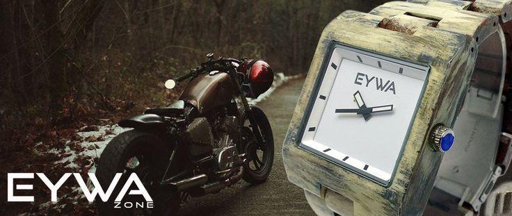 Relojes que se adaptan a tu día, diseño vintage, de madera ecológica, dinámicos, deportivos, especiales y únicos como tú.