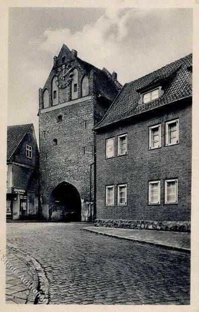 Wehlau / Ostpreußen, Steintor