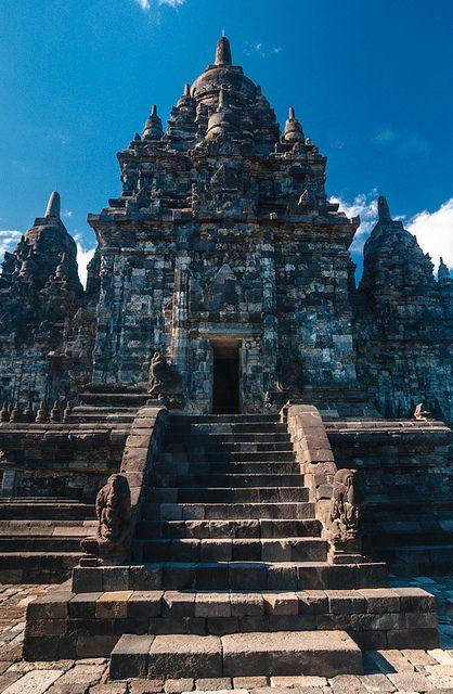 Prambanan temple, Java, Indonesia by Mykola Velychko on Flickr.