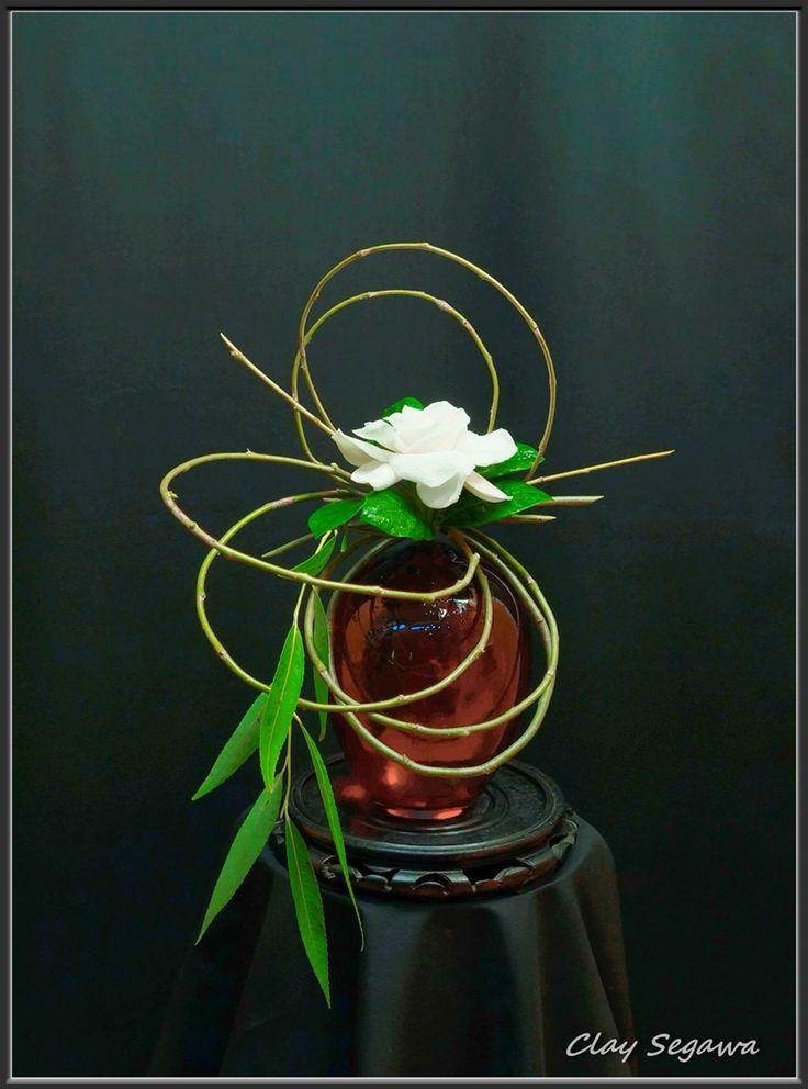 Ikebana by Clayton Segawa