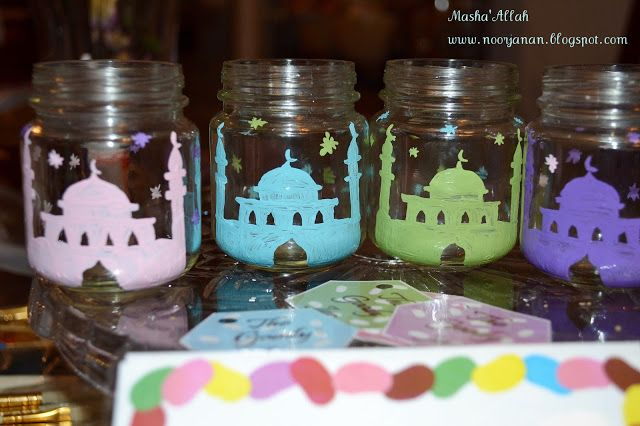 99 Creative Mosque Projects - The Goodie Jar (with Masjid Template)