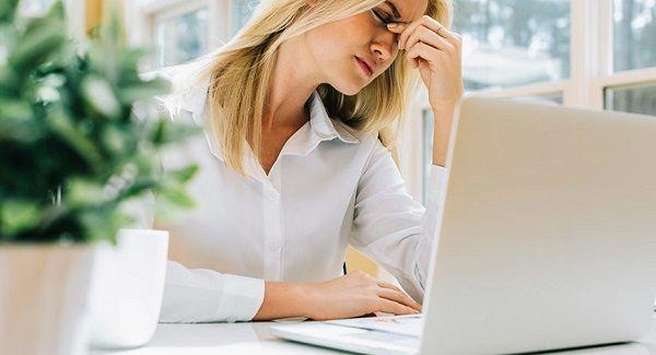 طريقة علاج اجهاد العين أو تعب العينين Migraine Prevention Headache Prevention Stress Headache