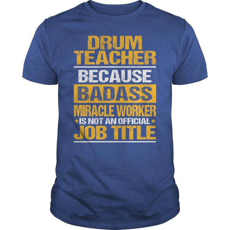 Awesome Tee ღ ღ For Drum Teacher***How to ? 1. Select color 2. Click the ADD TO CART button 3. Select your Preferred Size Quantity and Color 4. CHECKOUT! If you want more awesome tees, you can use the SEARCH BOX and find your favorite !!Drum Teacher