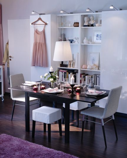323 best images about Dining Rooms on PinterestSolid pine Ikea