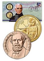 """Westward Journey"" features lesson plans and printables about the Lewis & Clark expedition --in nickels."