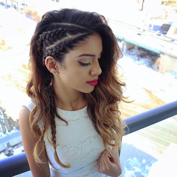 "Ariba Pervaiz  Millennial Mama on Instagram: ""Faux undercut tutorial is on the blog. Link in bio! """