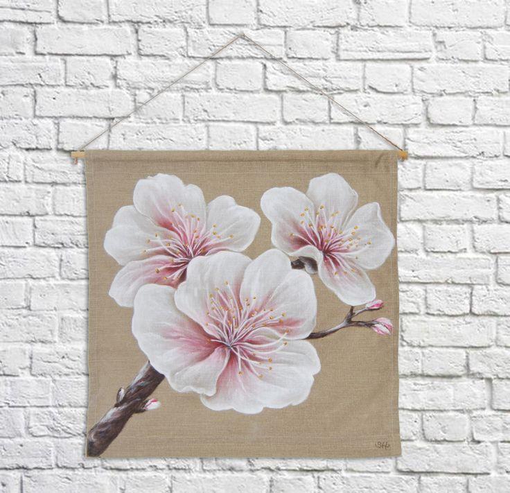 17 Meilleures Id Es Propos De Fleur Toile De Peinture Sur Pinterest Fleurs Peintes Toile De