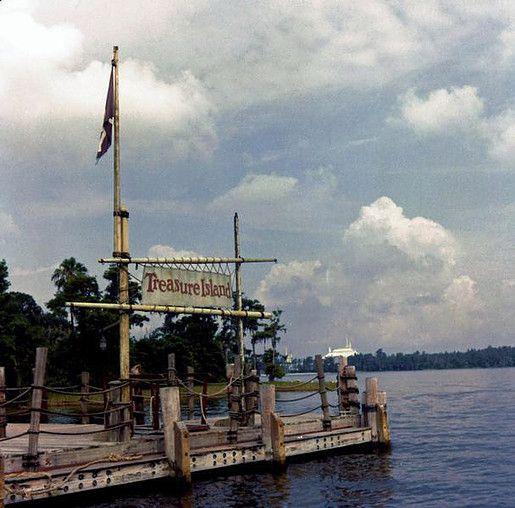 Discovery Island (Formerly Treasure Island)