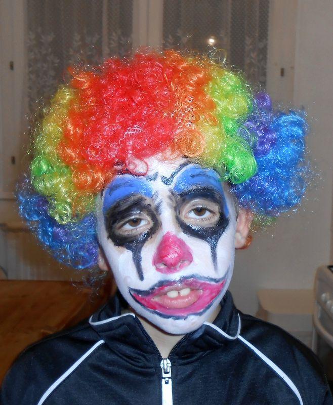 1000 id es sur le th me maquillage clown sur pinterest. Black Bedroom Furniture Sets. Home Design Ideas