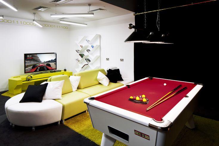 Google's London offices (Photo courtesy Penson)