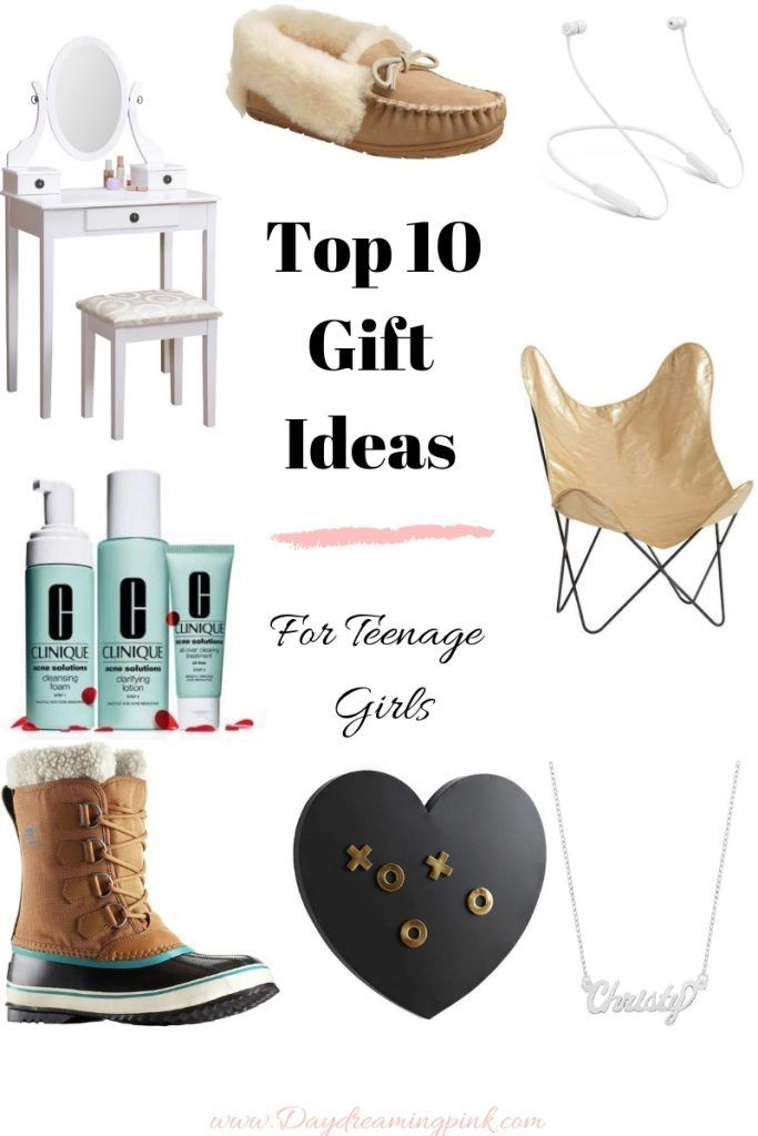 Top 10 Gift Ideas For The Teenage Girl