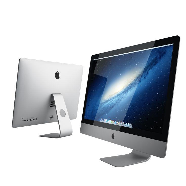 Free 3d model: New iMac by Apple http://dimensiva.com/new-imac-by-apple/
