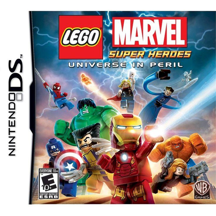 Lego Marvel Super Heroes (Nintendo DS)