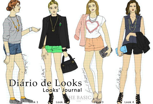 THE BASIC style at: http://thebasicstyle.blogspot.com --- Check this beautiful blog, of a dear friend of mine, with amazing illustrations and fashion tips! Enjoy (: