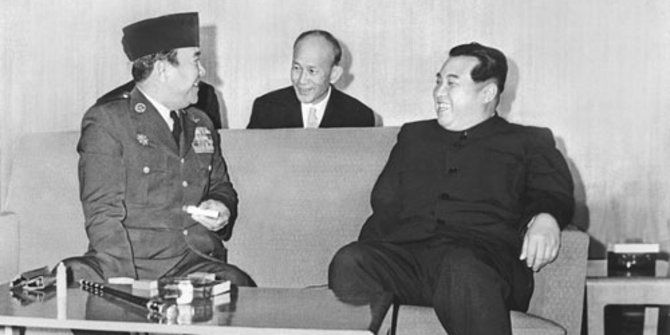 Mengenang Poros Jakarta-Peking-Moscow yang buat gemetar AS & Barat