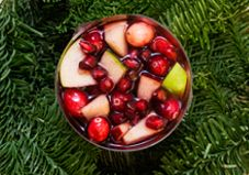 Recipe: Easy Holiday Sangria.... off the chain!