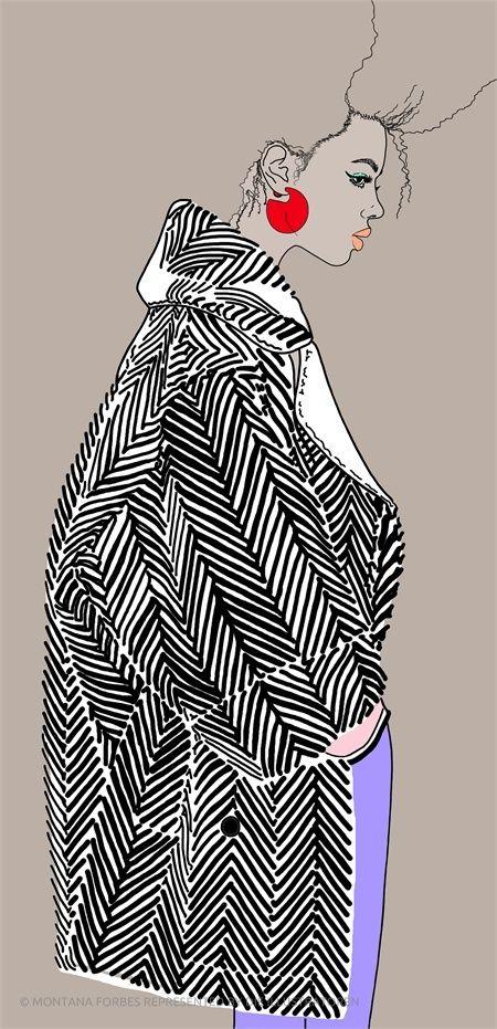 Illustratoren 다이 - 포트폴리오 - 몬타나 포브스