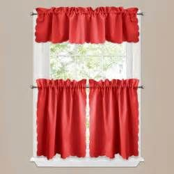 Search Red kitchen curtains and valances. Views 223318.