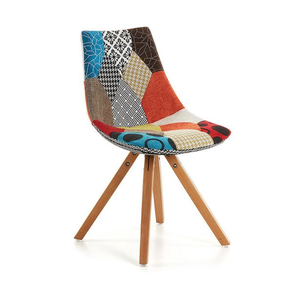 ARMONY patchwork chair by @La_Forma