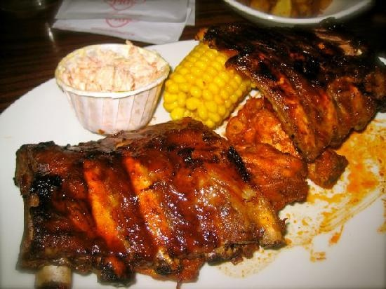 Chicago Rib Shack, London