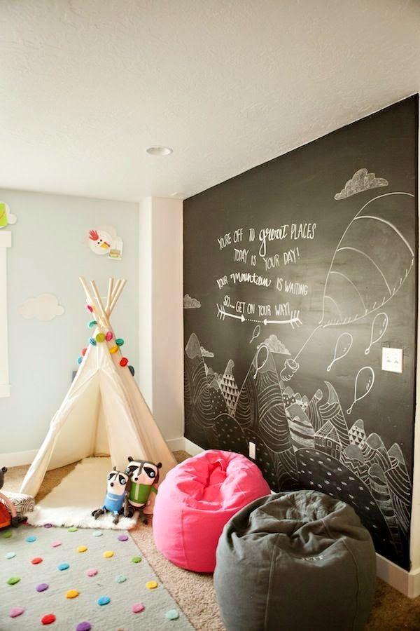 Como Montar UN CUARTO DE JUEGOS Para Nios Lleno De COLOR Kid PlayroomPlayroom IdeasChildren