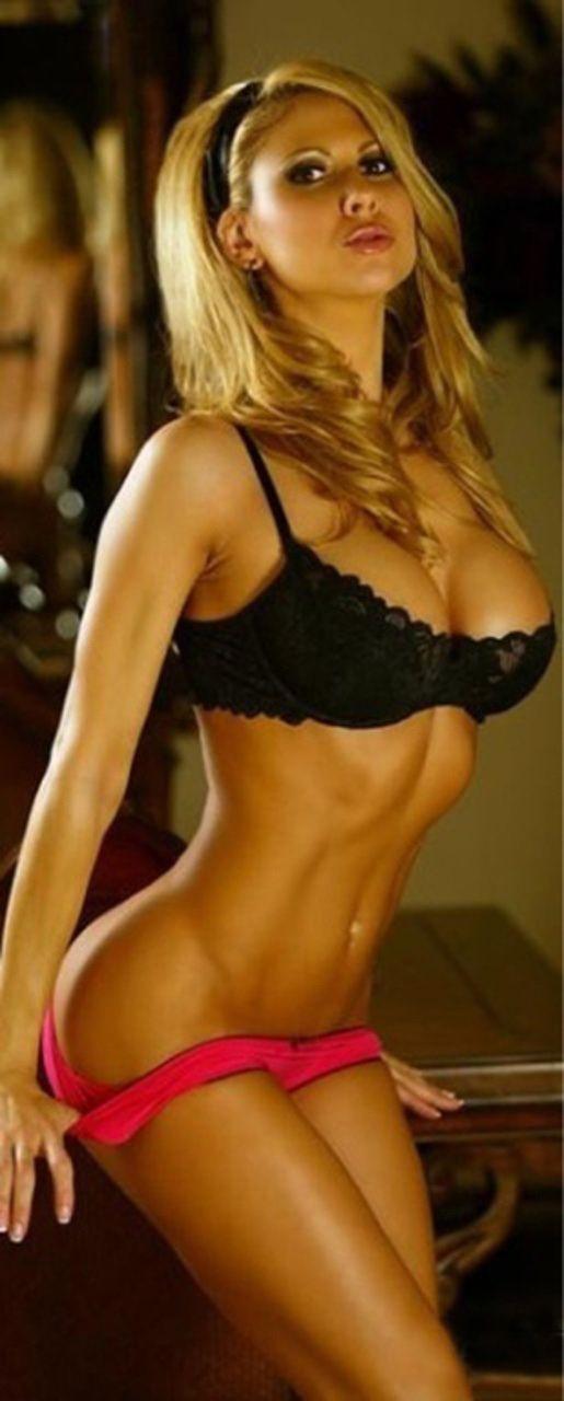 Hot tan bikini beach girls