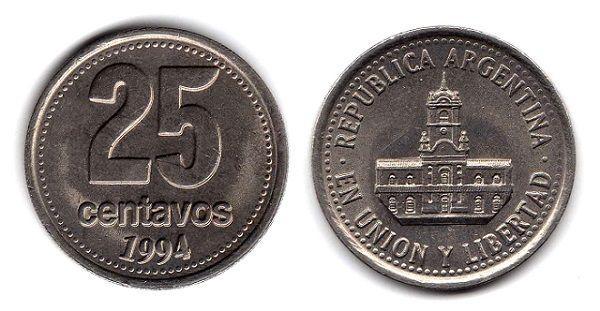 El gran secreto de las monedas de 25 centavos