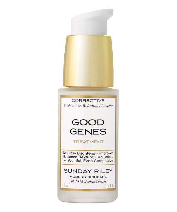 Buy Good Genes, Serum & Mask by Sunday Riley vitamins - Love Tanya Burr book top 10 skincare