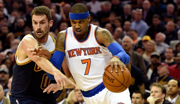 NBA: Cleveland Cavaliers Trade Rumors Update — Kevin Love, Carmelo Anthony, Kyle Korver, Iman Shumpert