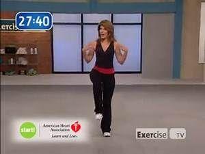 Leslie Sansone Exercise TV 2 Mile Walk 33 min Fitness DVDRip TG avi