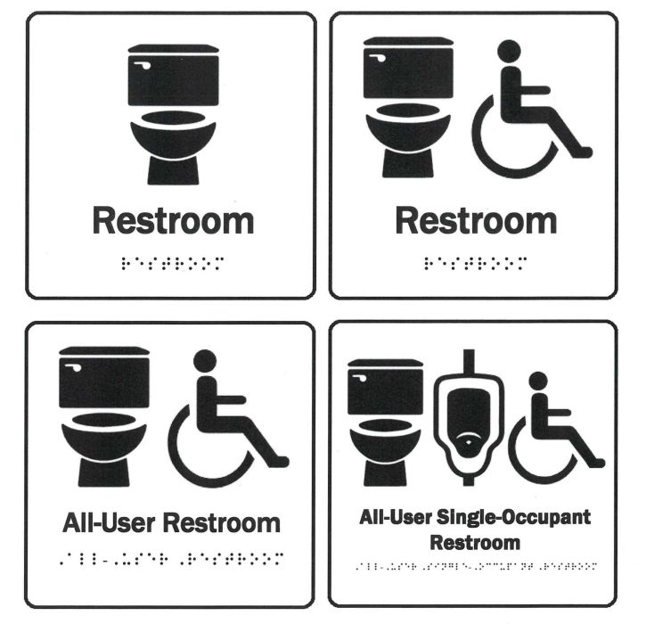 8 Best Inclusive Restrooms Images On Pinterest Restroom