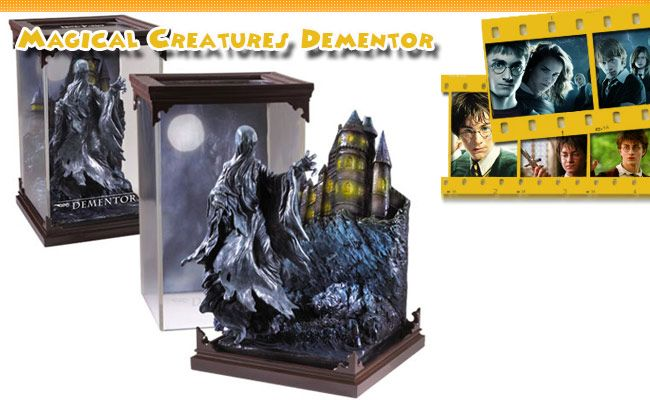 Figura Dementor Criaturas Mágicas Harry Potter