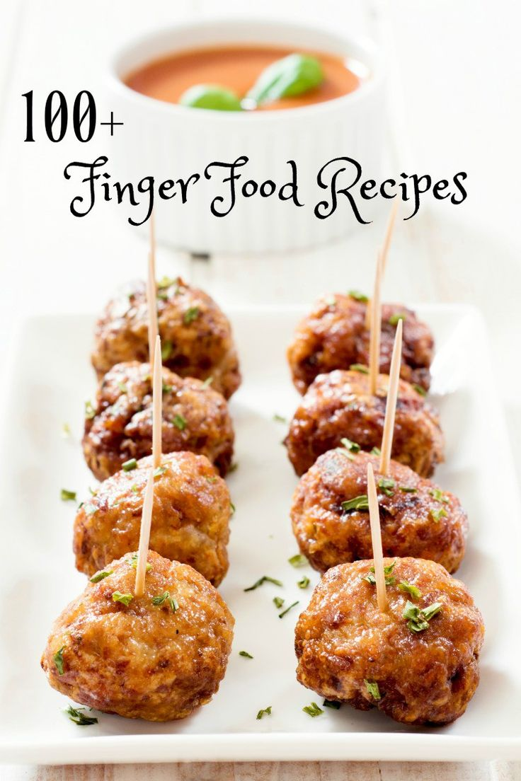 We have gathered up some great finger food recipes from some fabulous bloggers all over the web.
