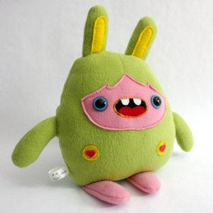 Zandy Bunny - Monchi Monster Plush Toy: Stuffed Toys, Fun Monsters, Happy Kinds, Monchi Monster, Kid Stuff, Plush Monsters, Diy Stuff, Con Telitas, Christmas Gifts