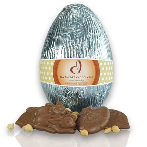 12 best devonport chocolate images on pinterest chocolate hokey pokey luxury easter egg with two surprise shapes inside http gift hamperseaster negle Image collections